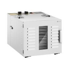 ROYAL CATERING Aszaló gép - 1000 W - 10 szint aszalógép