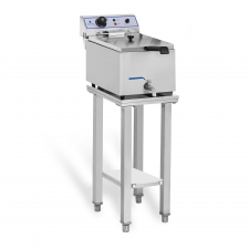 ROYAL CATERING Elektromos fritőz - 1 x 17 liter - asztallal fritőz