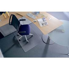 "RS OFFICE Székalátét, kemény felületre, E forma, 90x120 cm, RS OFFICE ""Roll-o-Grip"" irodabútor"