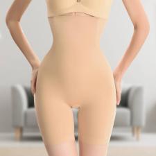 Runaway Shape InstantShaper alakformáló női short, S/M méret, bézs harisnya, combfix