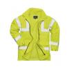 S466 - Kontraszt Traffic kabát - sárga / tengerészkék