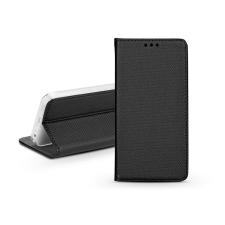 S-Book Flip bőrtok - Huawei P40 - fekete tok és táska