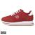 S.Oliver 005-23612-34-500 piros fűzős sneaker sportcipő