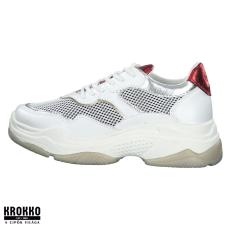S.Oliver 005-23635-34-110 fehér fűzős sneaker sportcipő