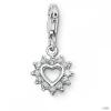 S.Oliver ékszer Női Anhänger medál ezüst szív SOCHA/185 - 419208