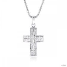 S.Oliver ékszer Női Lánc nyaklánc ezüst Zyrkonia SO574/1 - 400923 nyaklánc