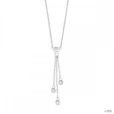 S.Oliver ékszer Női nyaklánc ékszer ezüst cirkónia SO1405/1 - 566902 nyaklánc