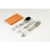 Saber 3 Piece Folding Cutlery Set