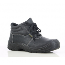 SAFETY JOGGER Bakancs fekete SAFETY JOGGER SAFETYBOY S1P - 37