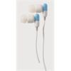 SAL EP 8/BL sztereó fülhallgató fülgumival
