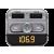 SAL Fmbt 1000 bluetooth fülhallgató és töltő FM modulátorral