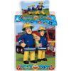 Sam a tűzoltó , Fireman Sam ágyneműhuzat 140×200cm, 70×90 cm