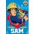 Sam a tűzoltó Polár takaró Fireman Sam, Sam a tűzoltó 100*150cm