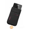 SAMSONITE MOBILE SLEEVE M (BLACK/PINK) -AIRGLOW MOBILE