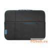 """SAMSONITE Notebook mappa Airglow Sleeve 15,6"""" Black/Blue"""