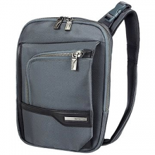 SAMSONITE Supreme GT 2in1 Tablet Slingpack 9,7 &quot,Szürke Fekete tablet tok