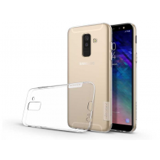 Samsung A605 Galaxy A6 Plus (2018) szilikon hátlap - Soft Clear - transparent tok és táska