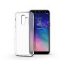 Samsung A605 Galaxy A6 Plus (2018) szilikon hátlap - Ultra Slim 0,3 mm - transparent