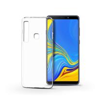 Samsung A920F Galaxy A9 (2018) szilikon hátlap - Soft Clear - transparent tok és táska