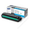 Samsung CLT-C506S Lézertoner CLP 680ND, CLX 6260 nyomtatókhoz, SAMSUNG kék, 1,5k (TOSAM680CS)