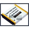 Samsung DIGIMAX L830 3.7V 1100mAh utángyártott Lithium-Ion kamera/fényképezőgép akku/akkumulátor