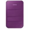 samsung EF-ST210BVE álló támasztós szövetbevonatos gyári tok lila (T210 Galaxy Tab 3 7.0)*