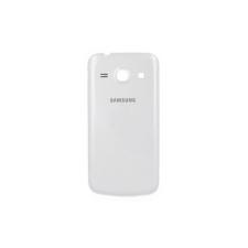 Samsung G350, G3500 Galaxy Core Plus akkufedél fehér* mobiltelefon előlap
