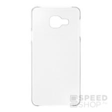 Samsung Galaxy A3 (2016) gyári Slim Cover hátlap tok, átlátszó, EF-AA310CT, (SM-A310) tok és táska