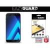 Samsung Galaxy A7 (2017) SM-A720F, Kijelzővédő fólia (az íves részre NEM hajlik rá!), Eazy Guard, Diamond Glass (Edzett gyémántüveg)