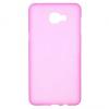 Samsung Galaxy A9 SM-A900F, TPU szilikon tok, rózsaszín