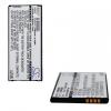 Samsung Galaxy Alpha SM-G850, Akkumulátor, EB-BG850BBE kompatibilis, 2200 mAh, Li-Ion