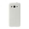 Samsung Galaxy Express 2 G3815, TPU szilikon tok, fehér