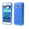 Samsung Galaxy Express 2 G3815, TPU szilikon tok, S-line, kék