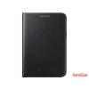 Samsung Galaxy J1 bőr book cover tok,Fekete