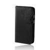 Samsung Galaxy J1 SM-J100F, Oldalra nyíló tok, hívás mutatóval, stand, lila