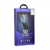 Samsung Galaxy J7 (2017) SM-J730F, Kijelzővédő fólia, ütésálló fólia (az íves részre is!), Tempered Glass (edzett üveg), Roar, 5D, fehér