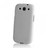 Samsung Galaxy S6 SM-G920, Oldalra nyíló tok, stand, kéregmintás, fekete