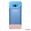 Samsung Galaxy S8+ 2 db-os hátlap,Kék