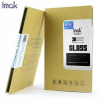 Samsung Galaxy S9 Plus SM-G965, Kijelzővédő fólia, ütésálló fólia (az íves részre is!), Tempered Glass (edzett üveg), 3D Full Cover, IMAK, fekete