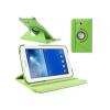 Samsung Galaxy Tab 3 Lite 7.0 SM-T110, mappa tok, elforgatható (360°) zöld