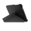Samsung Galaxy Tab 4 8.0 SM-T335, Origami Smart Case, BELK, fekete