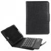 Samsung Galaxy Tab A 8.0 SM-T350, Bluetooth billentyűzetes mappa tok, fekete, BRANDO