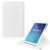 Samsung Galaxy Tab E 9.6 SM-T560 / T561, mappa tok, elforgatható (360°), fehér