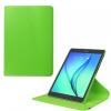 Samsung Galaxy Tab S2 9.7 SM-T810 / T815, mappa tok, elforgatható (360°), zöld