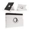 Samsung Galaxy Tab S 10.5 SM-T800, mappa tok, elforgatható (360°) fehér