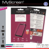 Samsung Galaxy Xcover 3 SM-G388F, Kijelzővédő fólia, MyScreen Protector, Clear Prémium