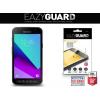 Samsung Galaxy Xcover 4 SM-G390F, Kijelzővédő fólia, Eazy Guard, Diamond Glass (Edzett gyémántüveg)