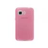 Samsung Galaxy Young 2 SM-G130, TPU szilikon tok, ciklámen