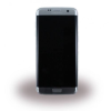 Samsung Gyári Samsung G935 S7 Edge LCD modul ezüst színben ORG