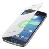 Samsung I9190 Galaxy S4 Mini fehér ablakos tok EF-CI919BW